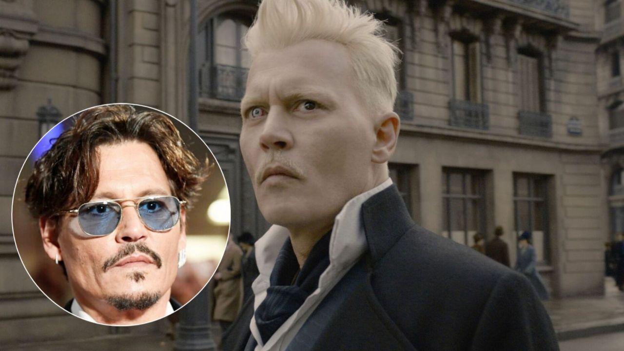 جوني ديب ينسحب من فيلم (Fantastic Beasts) بناءً على طلب أستوديوهات (WB) -  عدسة الفن